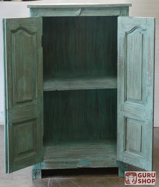 schrank beistellschrank kleiderschrank massivholz kolonialstil indien. Black Bedroom Furniture Sets. Home Design Ideas